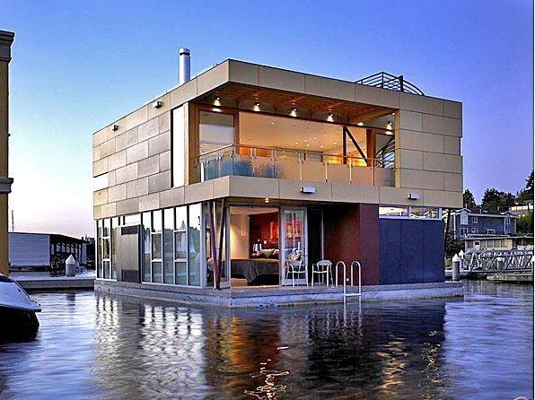 Особенности выбора недвижимости у воды