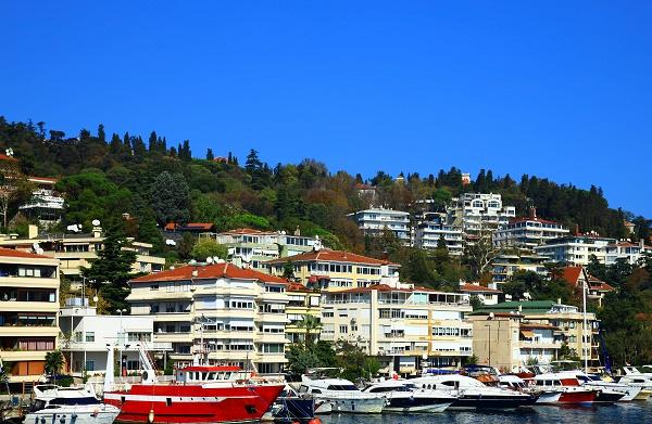 Самый богатый район стамбула квартиры в паттайе