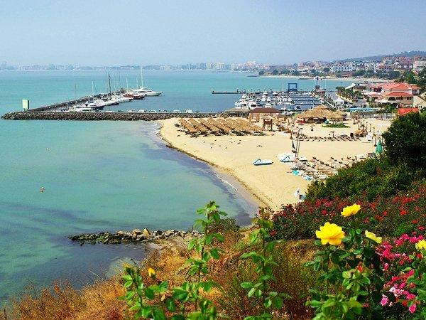 Где в болгарии самое теплое море есть ли в бурдж халифа квартиры
