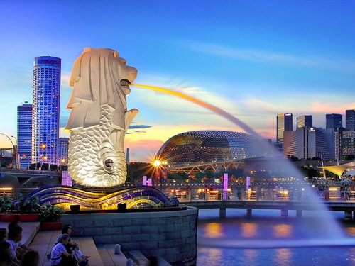 Вид на жительство в сингапуре дубай квартиры на пальме