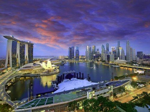 Вид на жительство в сингапуре какие налоги в европе