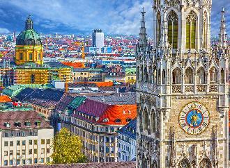 Картинки бавария мюнхен город