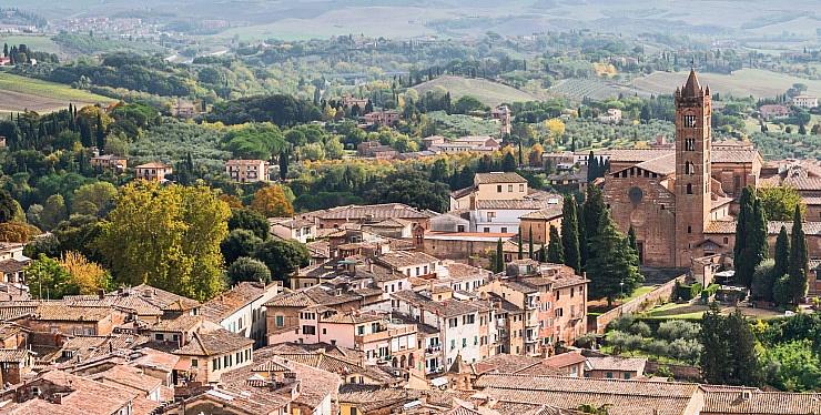 недвижимость тоскана италия