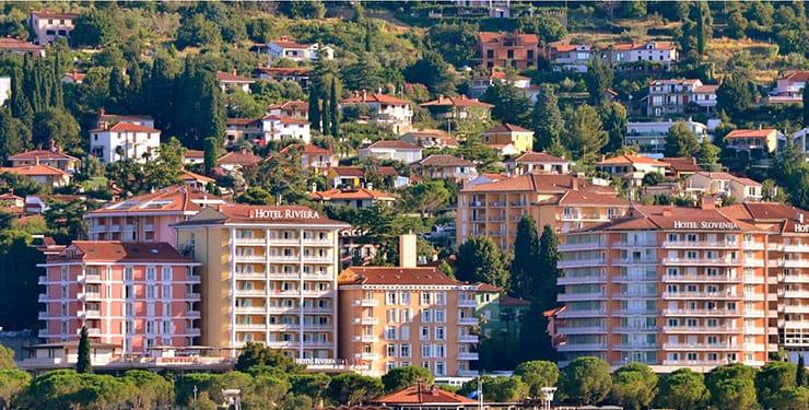 Недвижимость в словении на побережье недорого элитная недвижимость марбелья