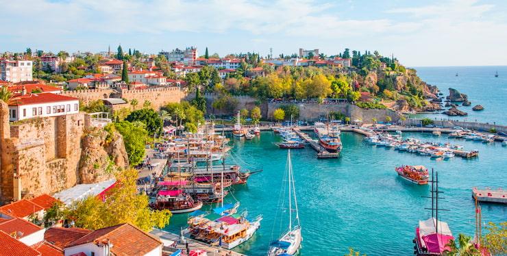 Купить дом в Турции, виллу: цены. Продажа коттеджей в Турции