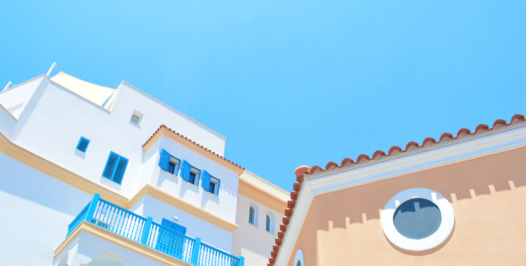Недвижимость европы продажа дома в греции