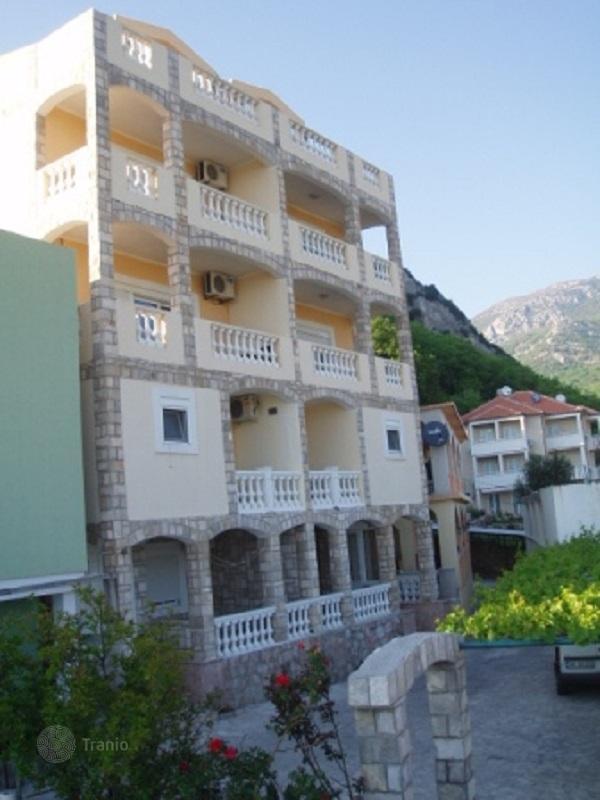 Недвижимость в черногории у моря