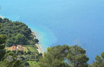 Гостиницу в остров Фессалия на побережье недорого