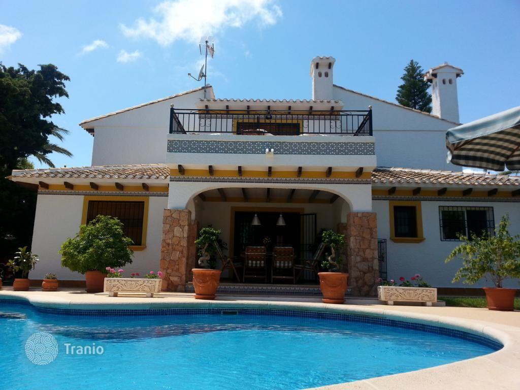 Цена недвижимость в испании