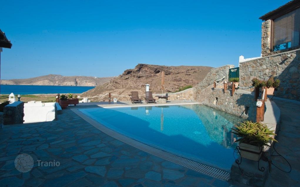 Квартиры в греции на берегу моря