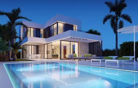 Вилла в испании бенидорм купить дом в португалии на берегу моря