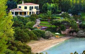 аренда виллы в греции на берегу моря