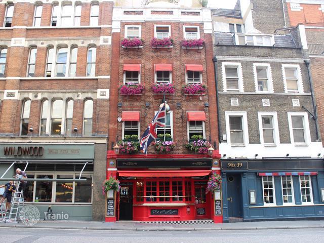 Коммерческая недвижимость в лондоне ресторан аренда офиса в южном бутове