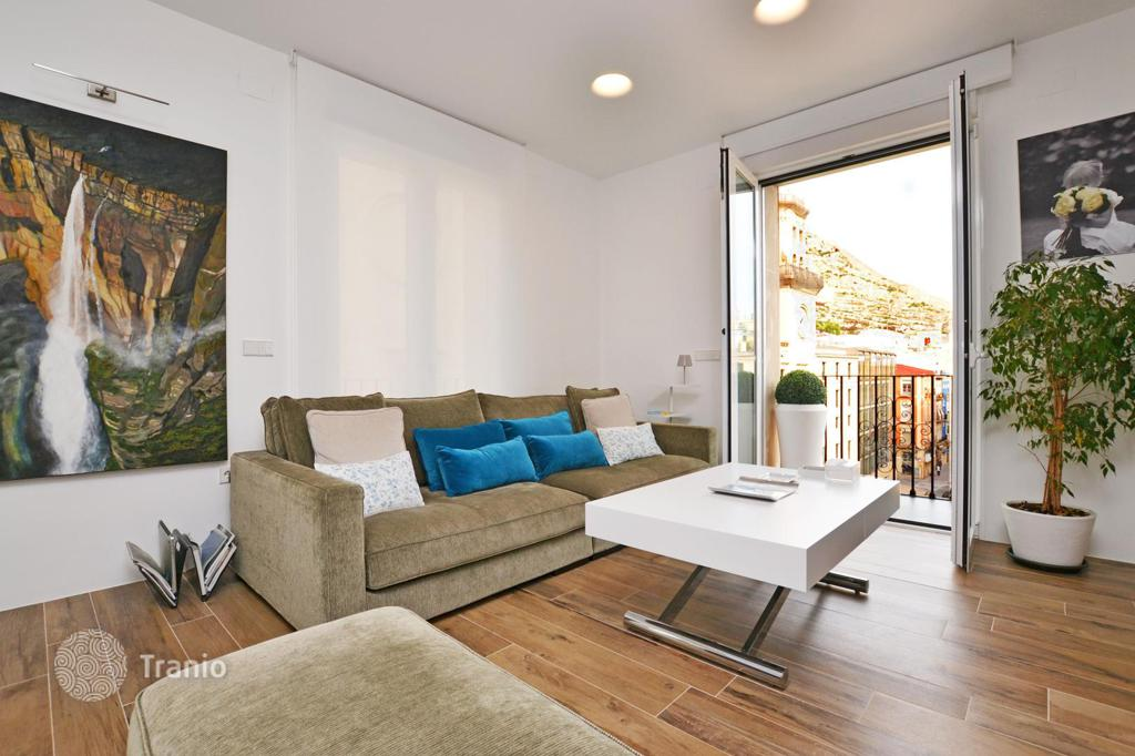 Недвижимость испании на побережье аликанте цена