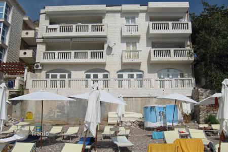 Купить апартаменты в черногории на берегу моря