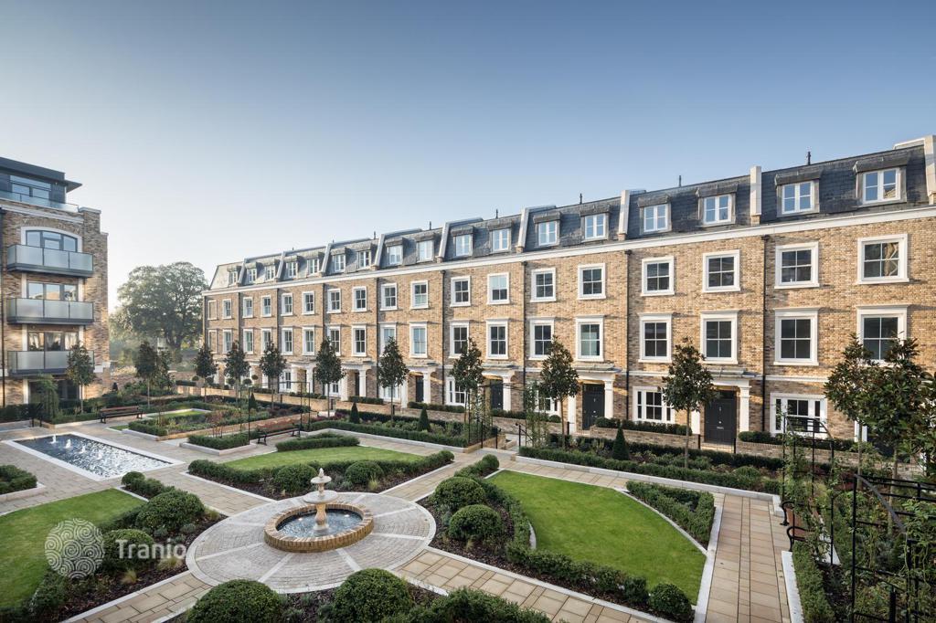 Таунхаус лондон купить жилье на кипре цены в рублях