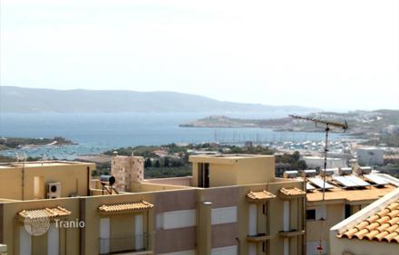 Апартаменты в Аттика на побережье