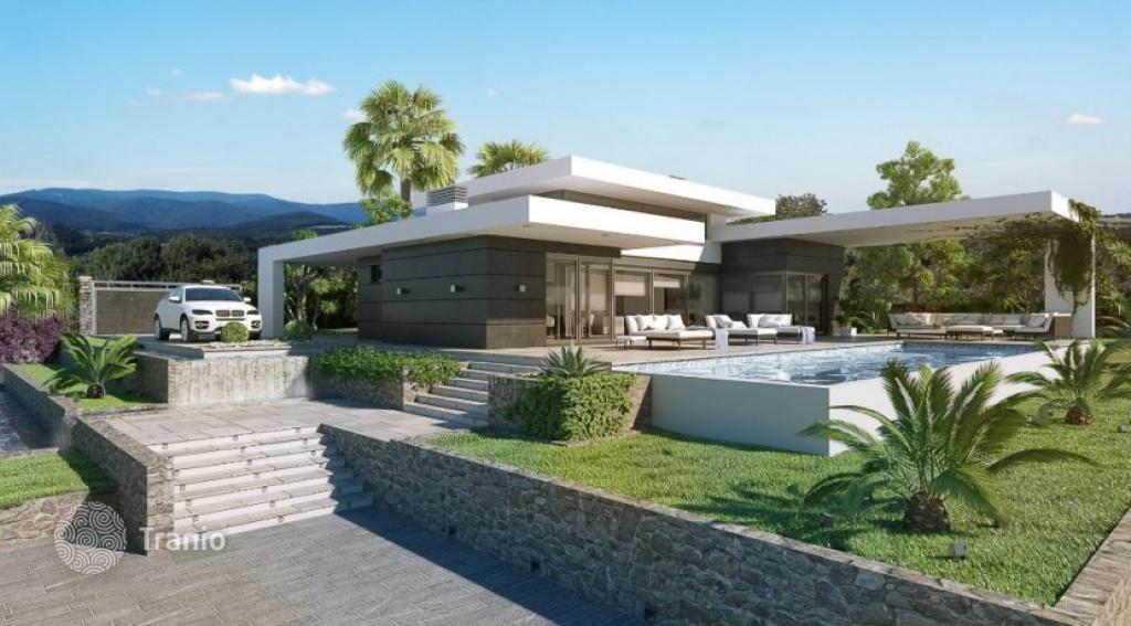 Недвижимость испании новая