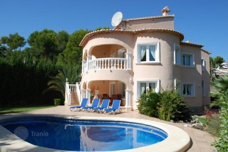 Недвижимость и цены на побережьях испании