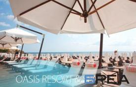 Недвижимость в Болгарии. Комплекс Oasis Resort & Spa 2 — Лозенец.bg