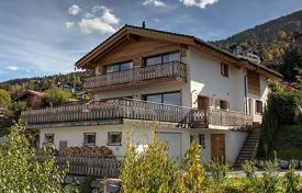 Аренда жилья в швейцарии дома европы