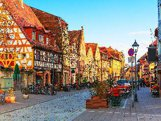 Old Town of Furth, Bavaria, Germany