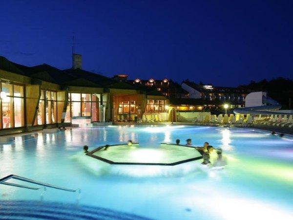 Лойперсдорф— крупнейший термальный курорт Австрии