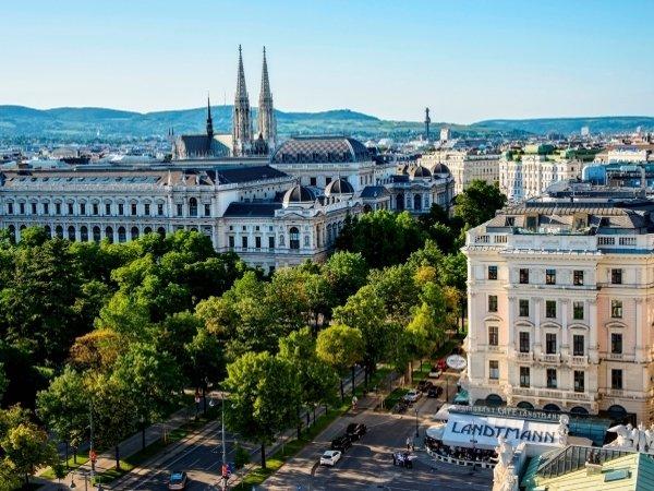 Столица Австрии— Вена