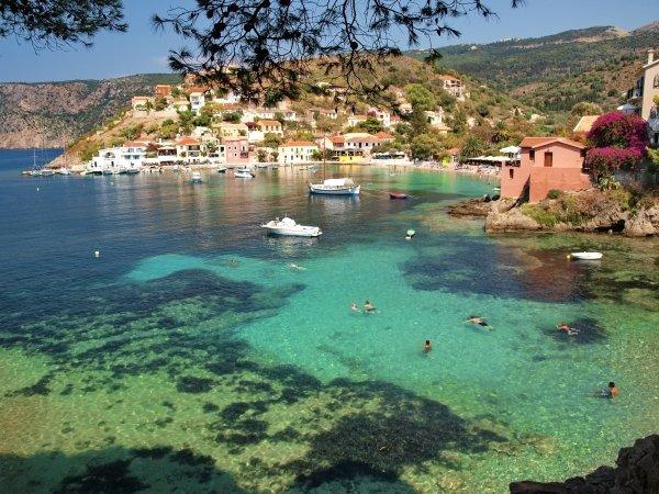 Ионическиеострова, Греция