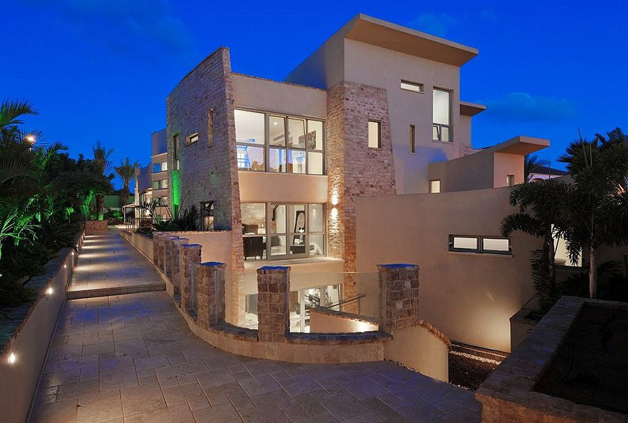 Купить дом в израиле 2 этажный