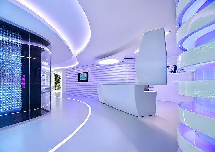 Офис IBM в Риме