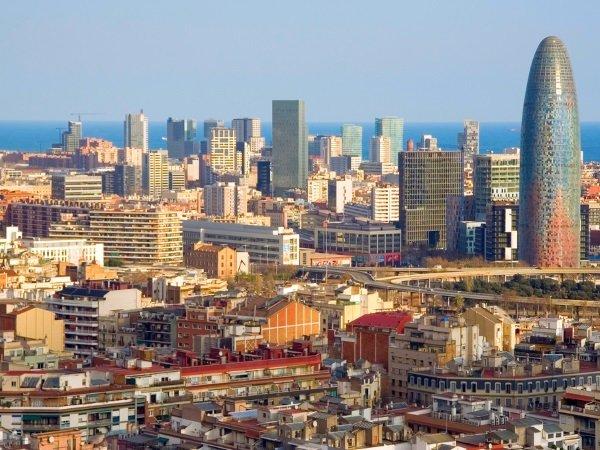 Барселонские небоскрёбы