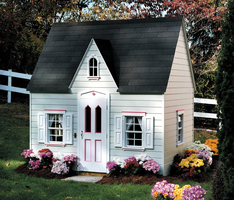 Фото домов своими руками для детей