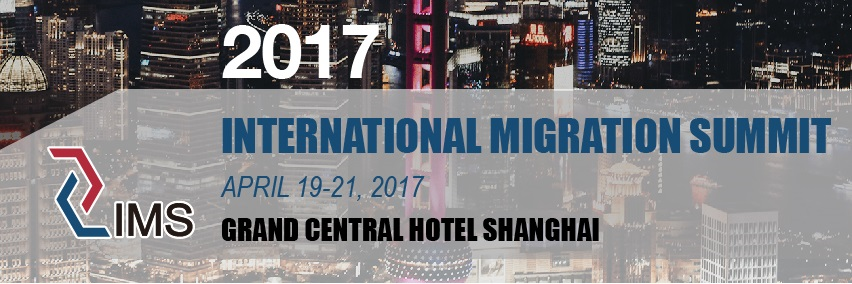 International Migration Summit Shanghai