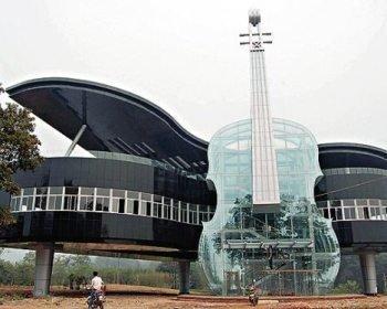 Дом‑рояль (Хуайнань,Китай)