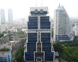 Здание‑робот (Бангкок,Таиланд)