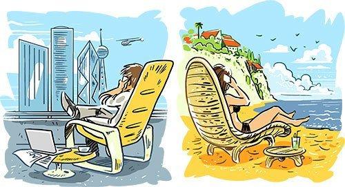 Курортная и городская недвижимость